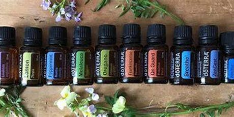 Moods, Emotions and doTERRA Essential oils - Make and Take tickets