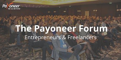 The Payoneer Forum - Belgrade tickets