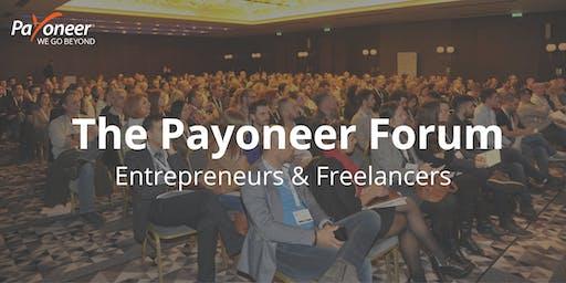 The Payoneer Forum - Belgrade