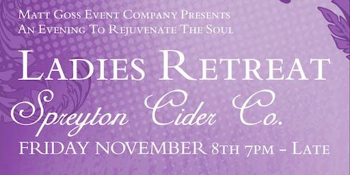 Ladies Retreat @ Spreyton Cider Co.