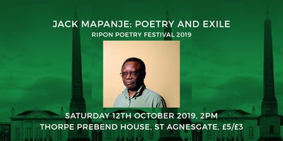 Jack Mapanje: Poetry and Exile