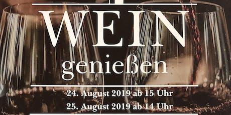 Hoffest Weingut Hauser Tickets