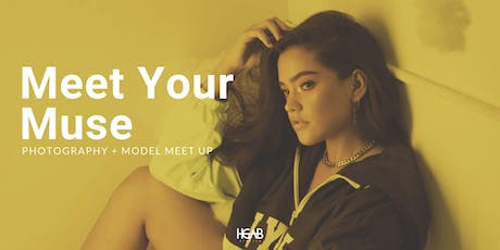 Meet Your Muse: Photography + Model Meet-Up tickets