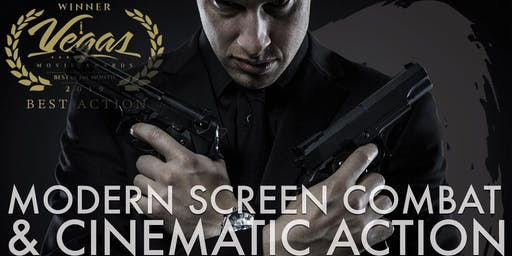 Modern Screen Combat and Cinematic Action Training
