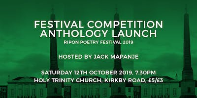 Festival Competition Anthology Launch
