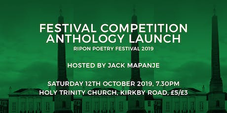 Festival Competition Anthology Launch tickets