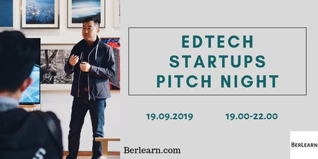 Berlin Edtech Startups Night tickets
