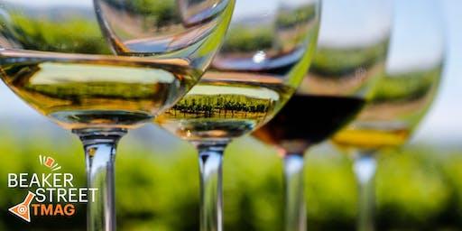 Vine to Wine, via the Lab