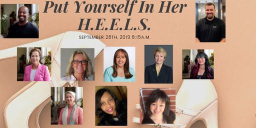 Put Yourself In Her H.E.E.L.S. #HEELS2019