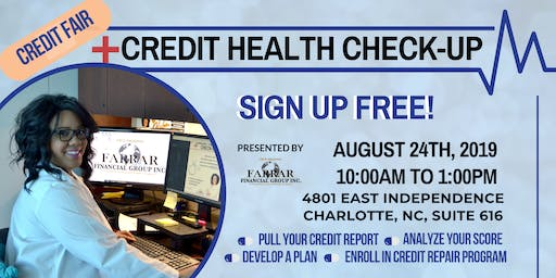 Credit Health Check-Up Fair