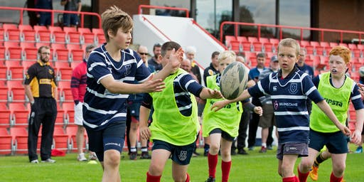P6 & P7 AGLV Workshop (Dumfries Saints RFC)