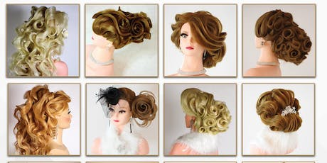 Hairstyling Masterclass tickets