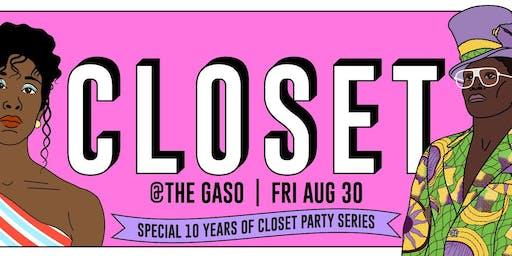 CLOSET: Pose Edition