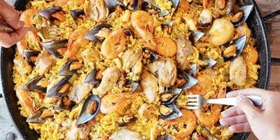 Paella Afterwork by Camillo & Pierre