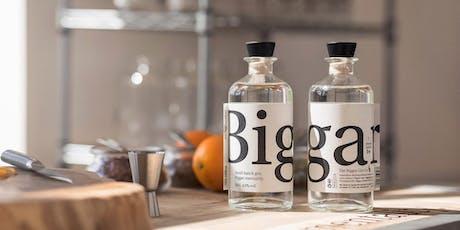 Meet the Maker: Biggar Gin tickets
