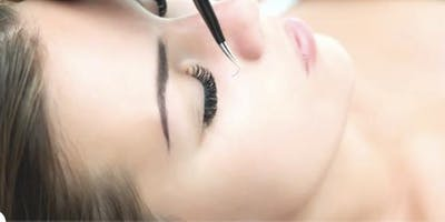 Eyelash Extension Training, Charlotte NC (Properly Applying Eyelash Extensions) SUMMER EDITION $200