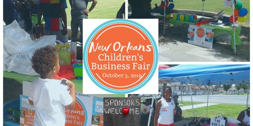 New Orleans Children's Business Back To School Fair