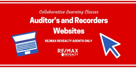 Franklin County Auditor's and Recorder's Websites  tickets