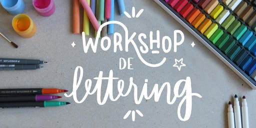 WORKSHOP DE LETTERING | LETTERS OF JOY ♥ ANA COSTA
