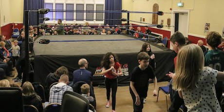 Live Wrestling in Loughton! tickets