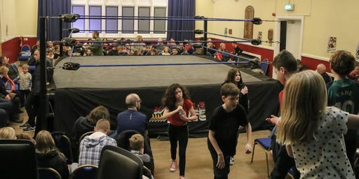 Live Wrestling in Loughton!