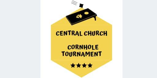 Central Church Cornhole Tournament