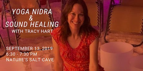 Friday Healing Circles in Salt Cave with Tracy Hart tickets