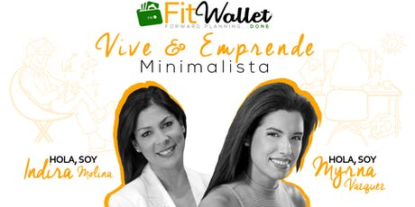 Vive & Emprende Minimalista tickets