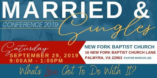 Married & Singles Conference