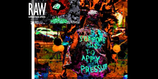 Raw Artist Arise Event Presents:DiamondsOuttaDirt