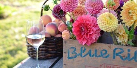 Wine + 'Wildflower' Workshop with CREW + Floramere Flower Farm tickets