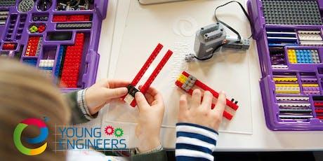 LEGO-Robotics Summer Fun Workshops for kids 6-14 yrs in Erin Mills Mall! tickets