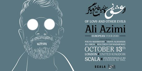 Ali Azimi Live in London tickets