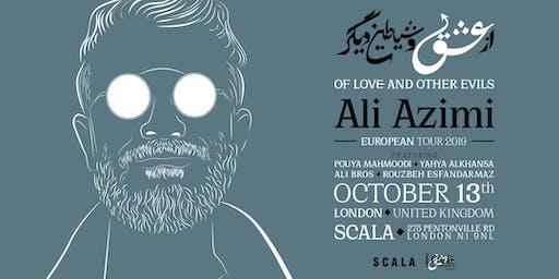 Ali Azimi Live in London