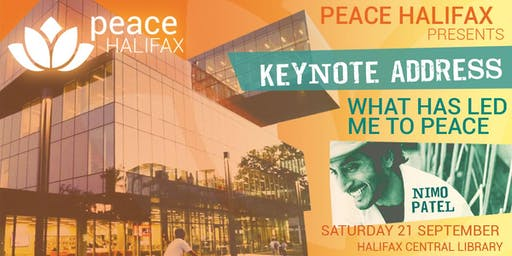 What Led Me To Peace: Keynote by former MTV Rapper Nimo Patel