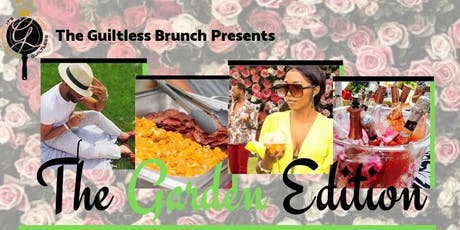 Guiltless Brunch: The Garden Edition tickets