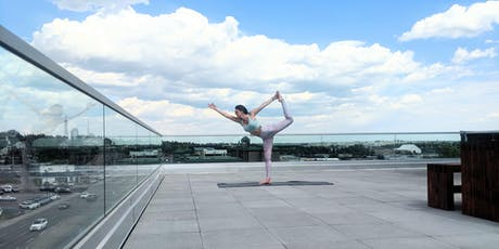 Rooftop Yoga - Soul of Summer Series tickets