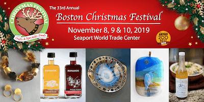 Boston Christmas Festival 2019