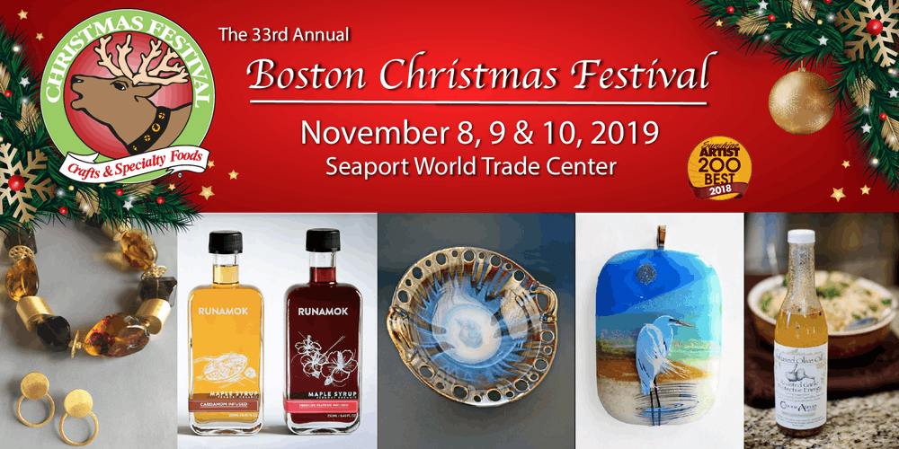 Boston Christmas 2019 Boston Christmas Festival 2019 Tickets, Fri, Nov 8, 2019 at 10:00