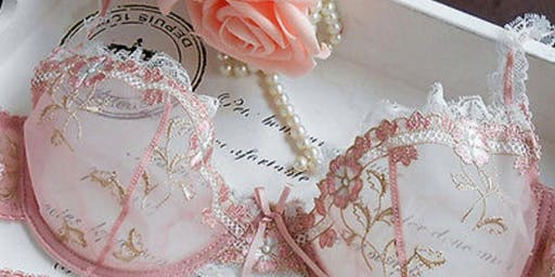 Breaking all the Rules Pink Pearls and Lace Lingerie Party