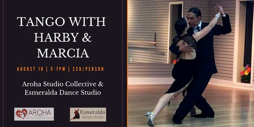 Tango with Harby and Marcia