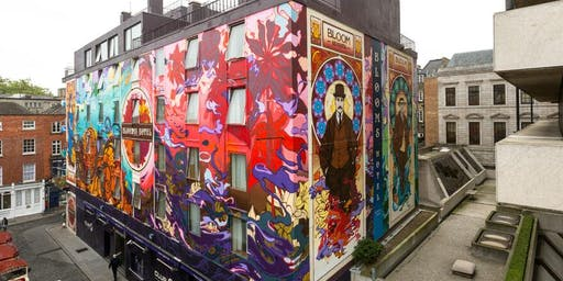 Dublin Street Art Tour