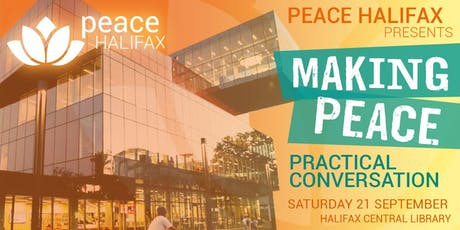 Making Peace Practical: Panel Discussion tickets
