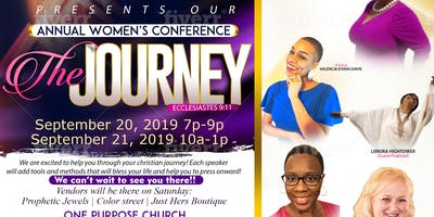 """The Journey"" Women's Conference"