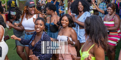 AfroCode ATL Labor Day Wknd |  AfroBeats - HipHop {Mon Sep 2}