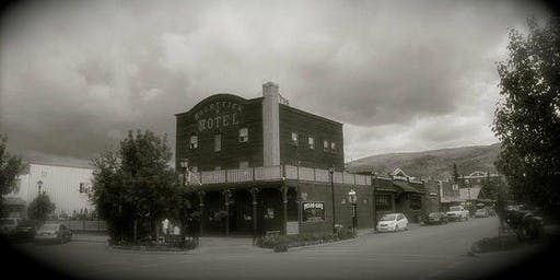 Paranormal Investigation, Rockyview Hotel