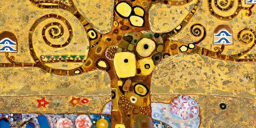 Paint like Klimt Afternoon!