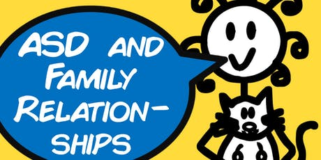 ASD & Family Relationships - Warwick tickets