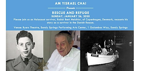 Rescue and Refuge: The Holocaust in Denmark tickets