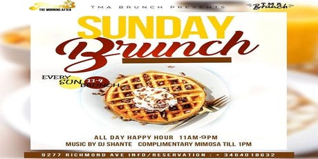 TMA Celebrity Brunch with DJ Shante & Dayparty tickets
